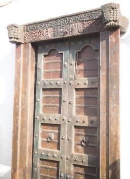 Door - solid wood - 1860